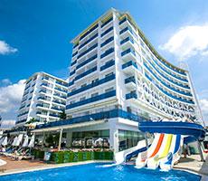 Azura Deluxe Resort & SPA viešbutis (Antalija, Turkija)