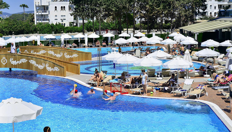 Azura Deluxe Resort & SPA hotell (Antalya, Türgi)