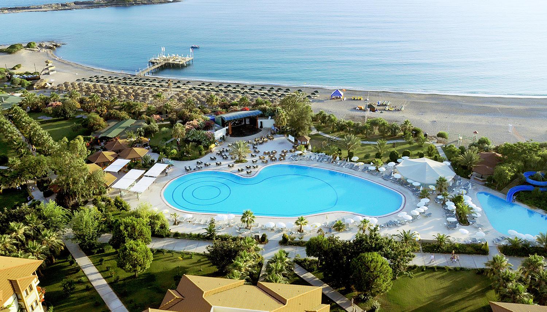 Justiniano Club Park Conti hotell (Antalya, Türgi)