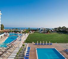 Kahya Resort Aqua & SPA viesnīca (Antālija, Turcija)