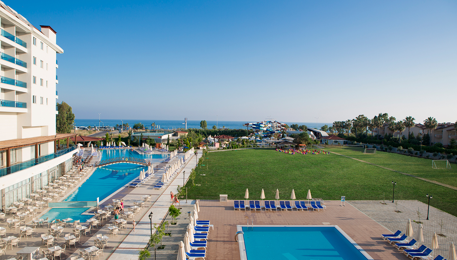 Kahya Resort Aqua & SPA hotell (Antalya, Türgi)