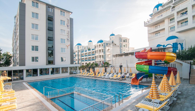 Kolibri Resort hotell (Antalya, Türgi)