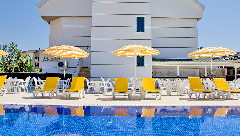 Konakli Nergis hotell (Antalya, Türgi)