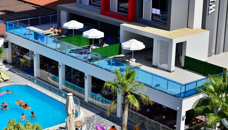White City Beach hotell (Antalya, Türgi)