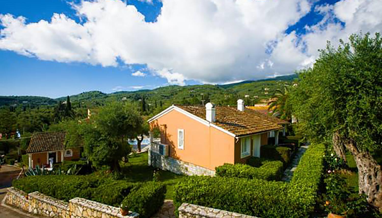 Memento Kassiopi viesnīca (Korfu, Grieķija)