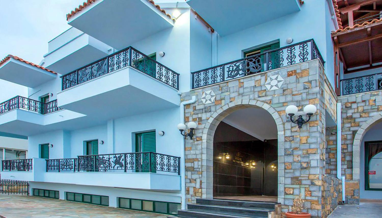 Diogenis Blue Palace hotell (Heraklion, Kreeka)