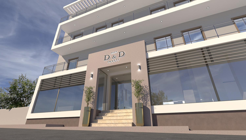 D & D Resort hotell (Heraklion, Kreeka)