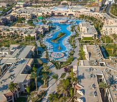Ali Baba Palace Resort viešbutis (Hurgada, Egiptas)