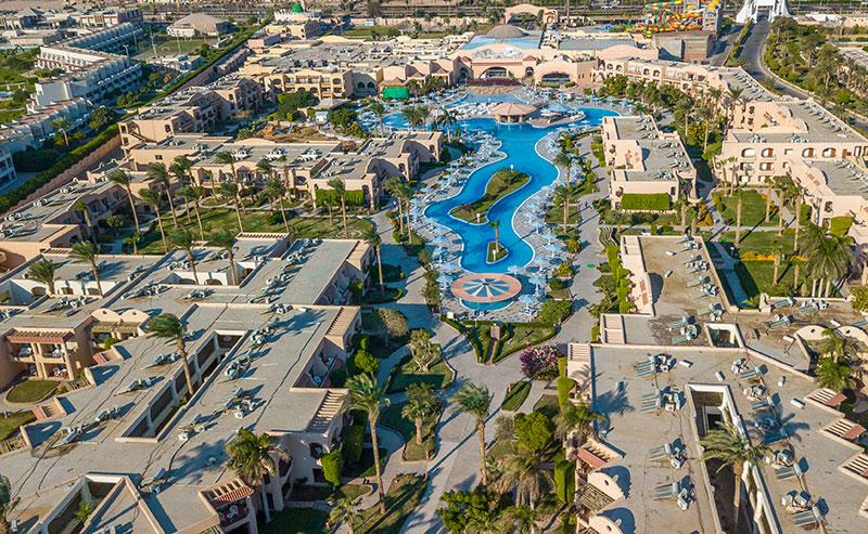 Ali Baba Palace Resort hotell (Hurghada, Egiptus)