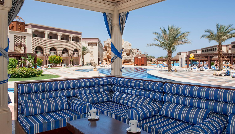 SENTIDO Mamlouk Palace Resort hotell (Hurghada, Egiptus)