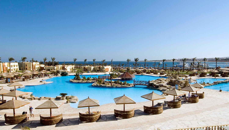 SUNRISE Select Royal Makadi Resort hotell (Hurghada, Egiptus)
