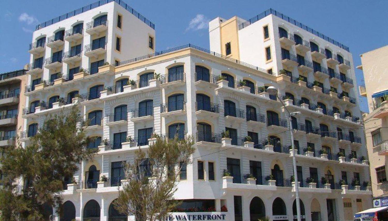 The Waterfront hotell (Valletta, Malta)