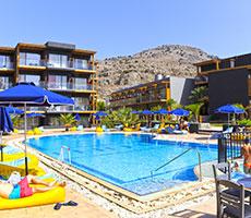Privilege viesnīca (Rodas sala, Grieķija)
