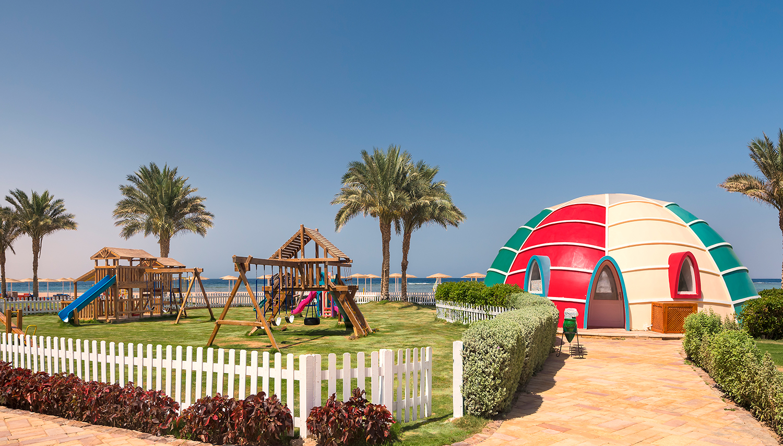 Barcelo Tiran Sharm hotell (Sharm el Sheikh, Egiptus)